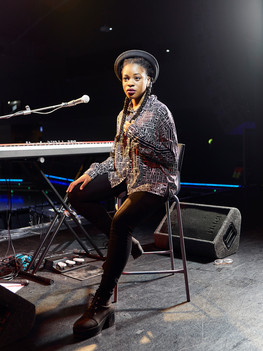 Afra Kane, 24 years old and a soul/ R'n'B singer as well as a classical pianist, born in Vicenza to Nigerian parents. She started her musical studies at the age of ten and her passion for music lead her to study classical piano for fifteen years as well as attending various conservatories around Europe. Indeed, she is an independent artist, without a record label or a manger; she defines her-self as a nomad artist, a hybrid of diverse cultures as well as different stylistic and musical influences.