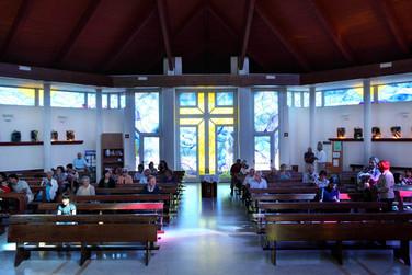 Santa Maria al Romito's church, Pontedera, Sunday 11:30 am.