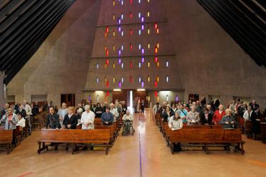 San Giovanni Bono's church, Milano, Sunday 10:30 am.