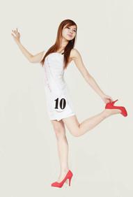 Beauty contest, Miss China in Italy 2011, Venezia.