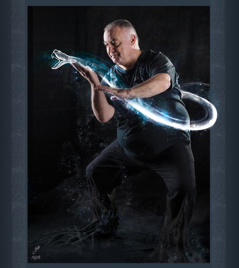 JC / le serpent qui darde...©