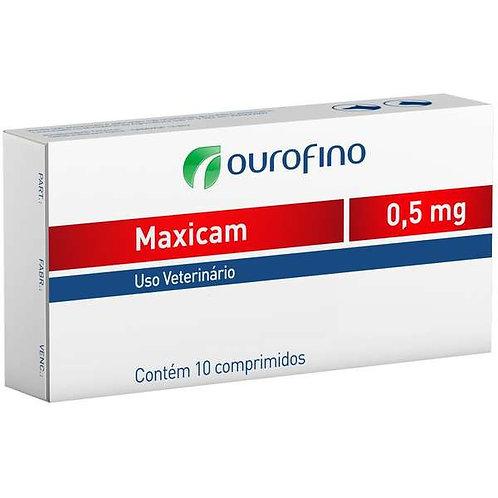 Maxicam 0,5mg Antinflamatório
