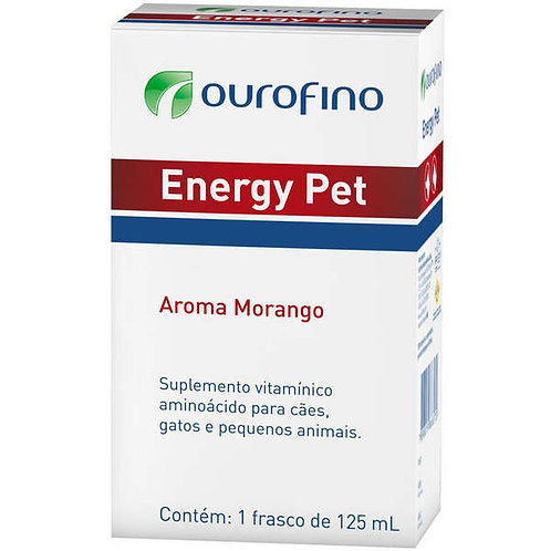Energy Pet 125ml Suplemento