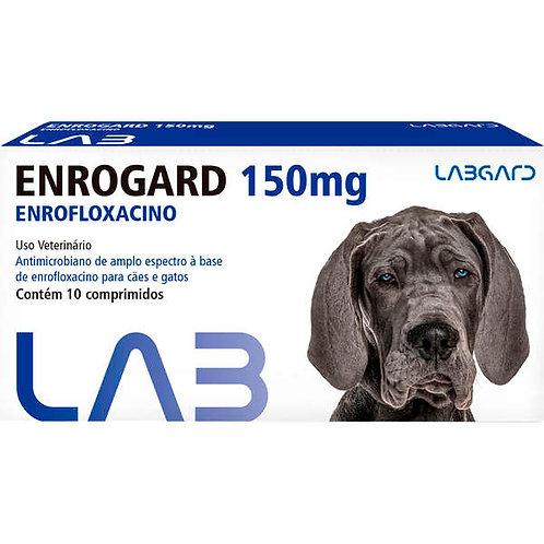 Enrogard 150mg Antimicrobiano Para Cães até 60 Kg