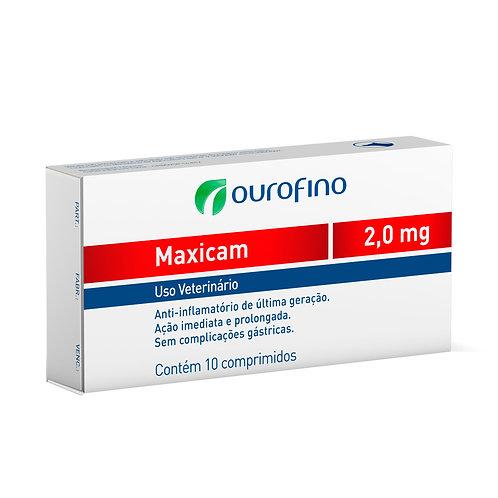 Maxicam 2mg Antiinflamatório