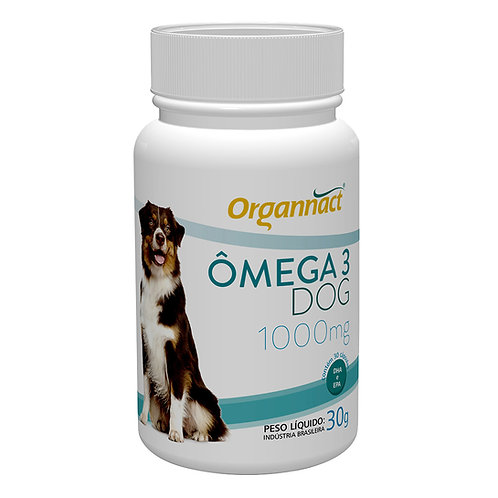 Ômega 3 Dog 1000mg