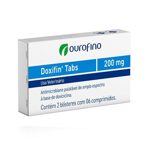 Doxifin Tabs 200mg Antibiótico