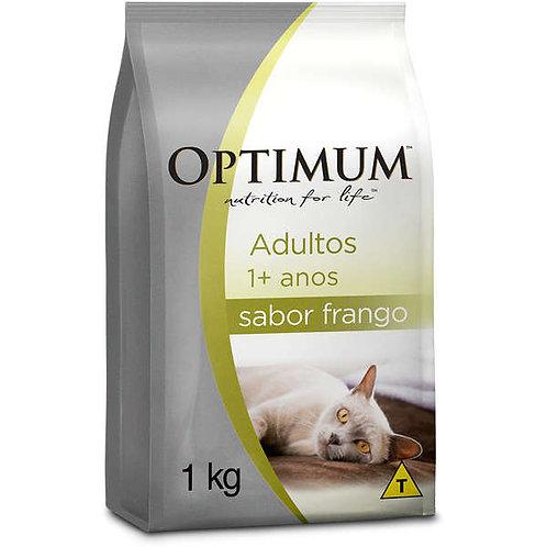 Optimum Gatos Adultos Frango 1kg