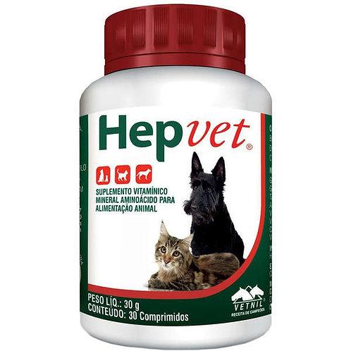 Hepvet Comprimidos 30g
