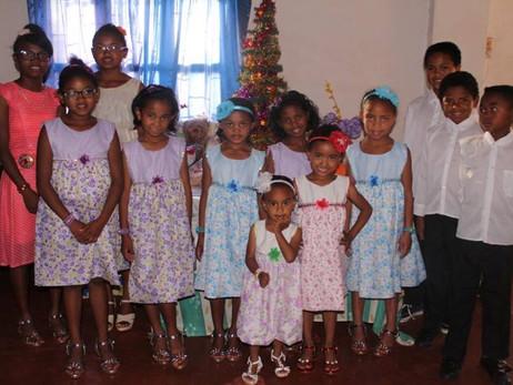 Weihnachten im Waisenheim