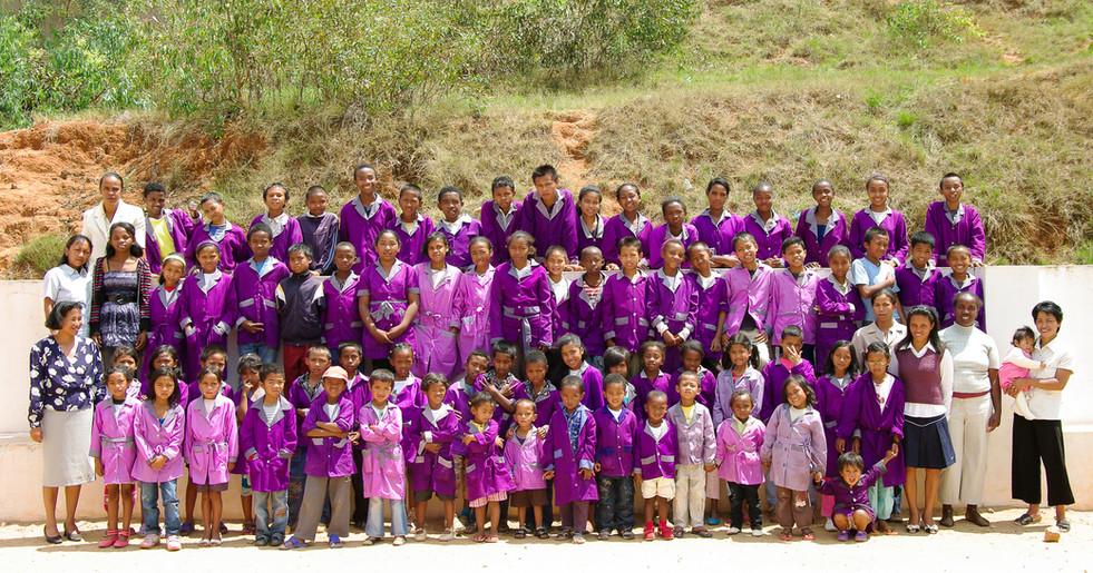 Schulkinder 2013