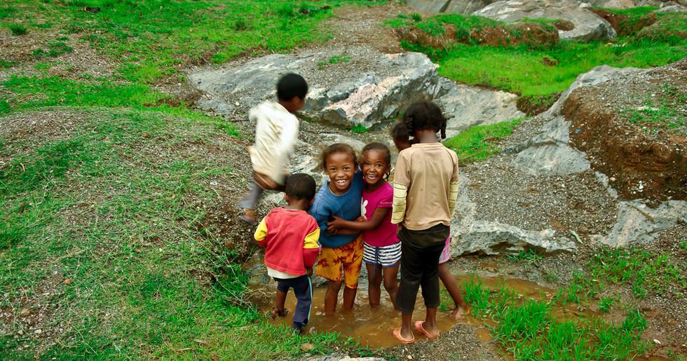Jeder dritte Madagasse lebt unter der Armutsgrenze, …