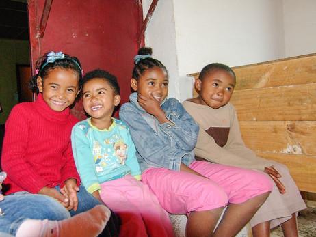 Besuch in Madagaskar