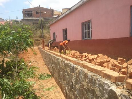 Bauprojekt erhält Antrieb durch Aktion «Weihnachten für alle»