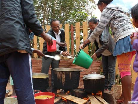 Erneute Verschärfung der Situation auch in Madagaskar