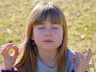 Meditación para tus peques