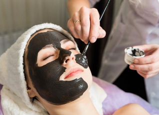 Receta Mascarilla Facial Limpiadora con Carbón Activado