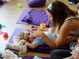 Yoga Mamá y Bebé