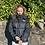 Thumbnail: CHARCOAL / NAVY AND BLACK TNF BALTORO 700 SUMMIT SERIES JACKET (WOMENS L)