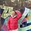 Thumbnail: VIBRANT RED TNF NUPTSE 700 (WOMENS S)