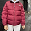 Thumbnail: WINE RED / LIGHT BURGUNDY TNF NUPTSE 700