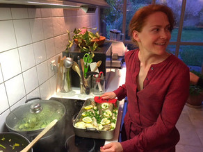 Just a few places left for May cooking sessions