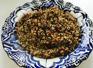 Quinoa - a Complete Plant-Based Protein
