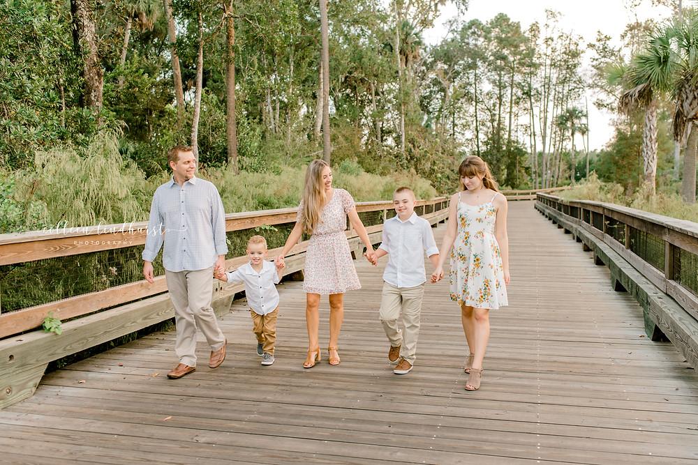 nocatee greenway boardwalk twenty mile family photographer - JAX Jacksonville St Augustine Ponte Vedra Nocatee - Colleen Lindhurst Photography - Family Newborn Maternity Photographer