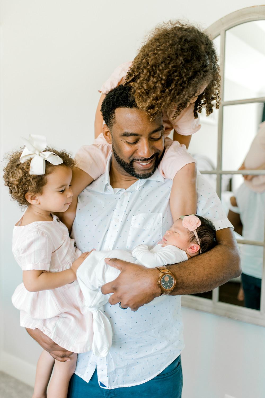 In-home Lifestyle Newborn - Nocatee JAX Jacksonville Ponte Vedra St. Augustine Florida - Colleen Lindhurst Photography - Family Newborn Maternity Photographer