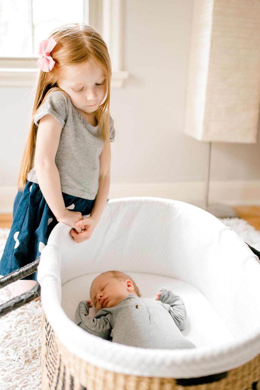 in-home lifestyle newborn photographer - JAX Jacksonville St Augustine Ponte Vedra Nocatee - Colleen Lindhurst Photography - Family Newborn Maternity Photographer