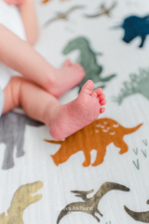 in-home lifestyle newborn family photography columbus ohio