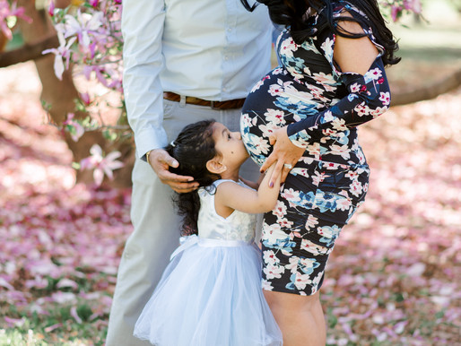 The A Family   Spring Maternity Session   Outdoor Lifestyle (Columbus, Ohio Family Photography)