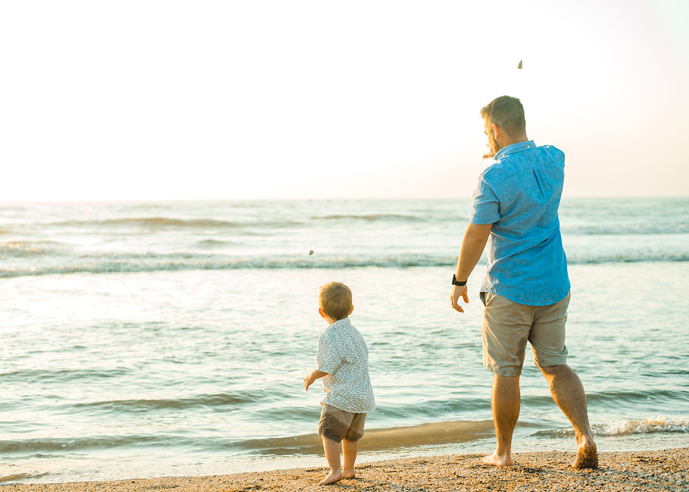 Ponte Vedra, Jacksonville, Nocatee, St Augustine  - Colleen Lindhurst Photography - sunrise beach family photos