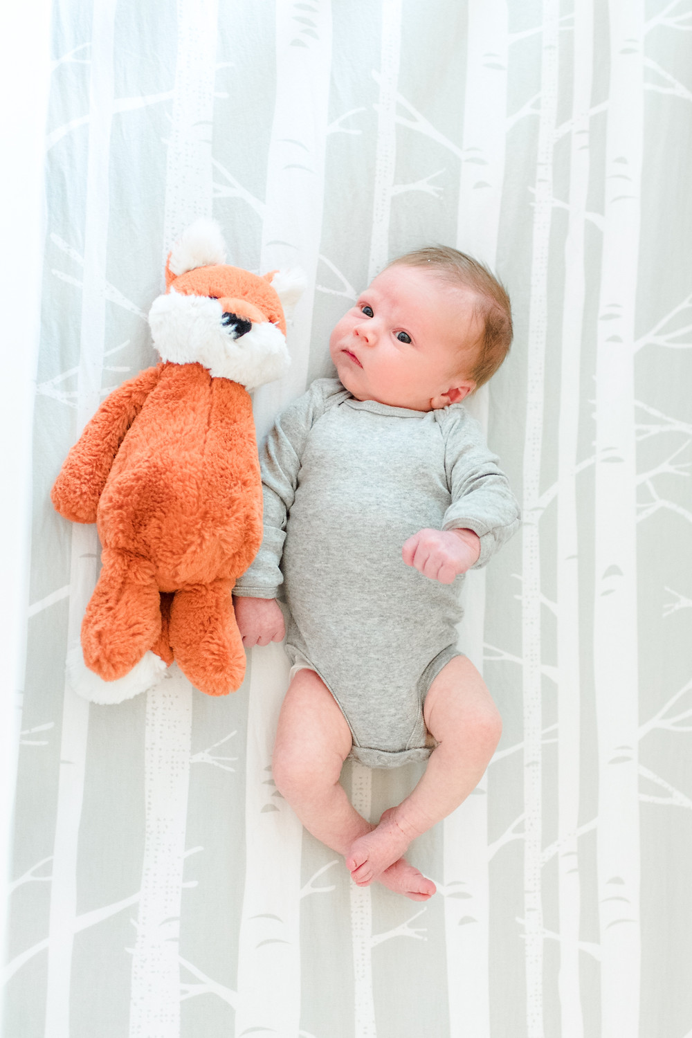in-home newborn lifestyle photography | ponte vedra, jacksonville, jax, nocatee, st augustine, florida | colleen lindhurst photography