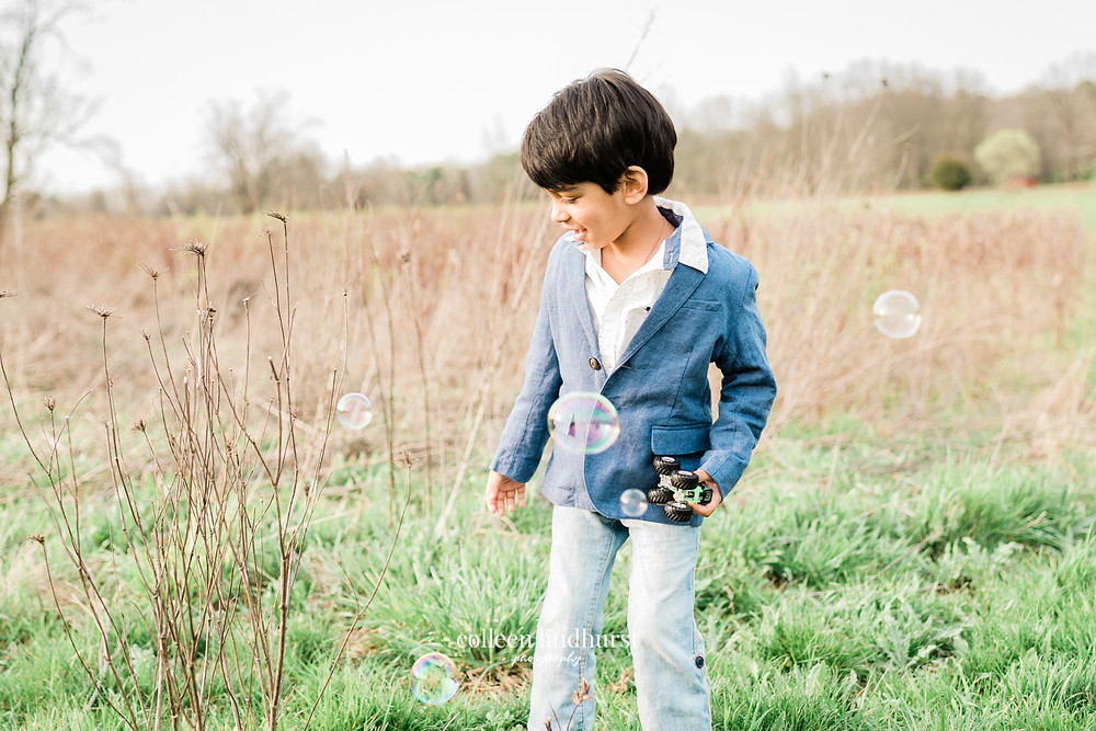 Spring Family Photos | Columbus Ohio Family Photographer