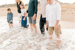 Lifestyle Beach Family Photographer in Nocatee, Jacksonville, Ponte Vedra, Florida