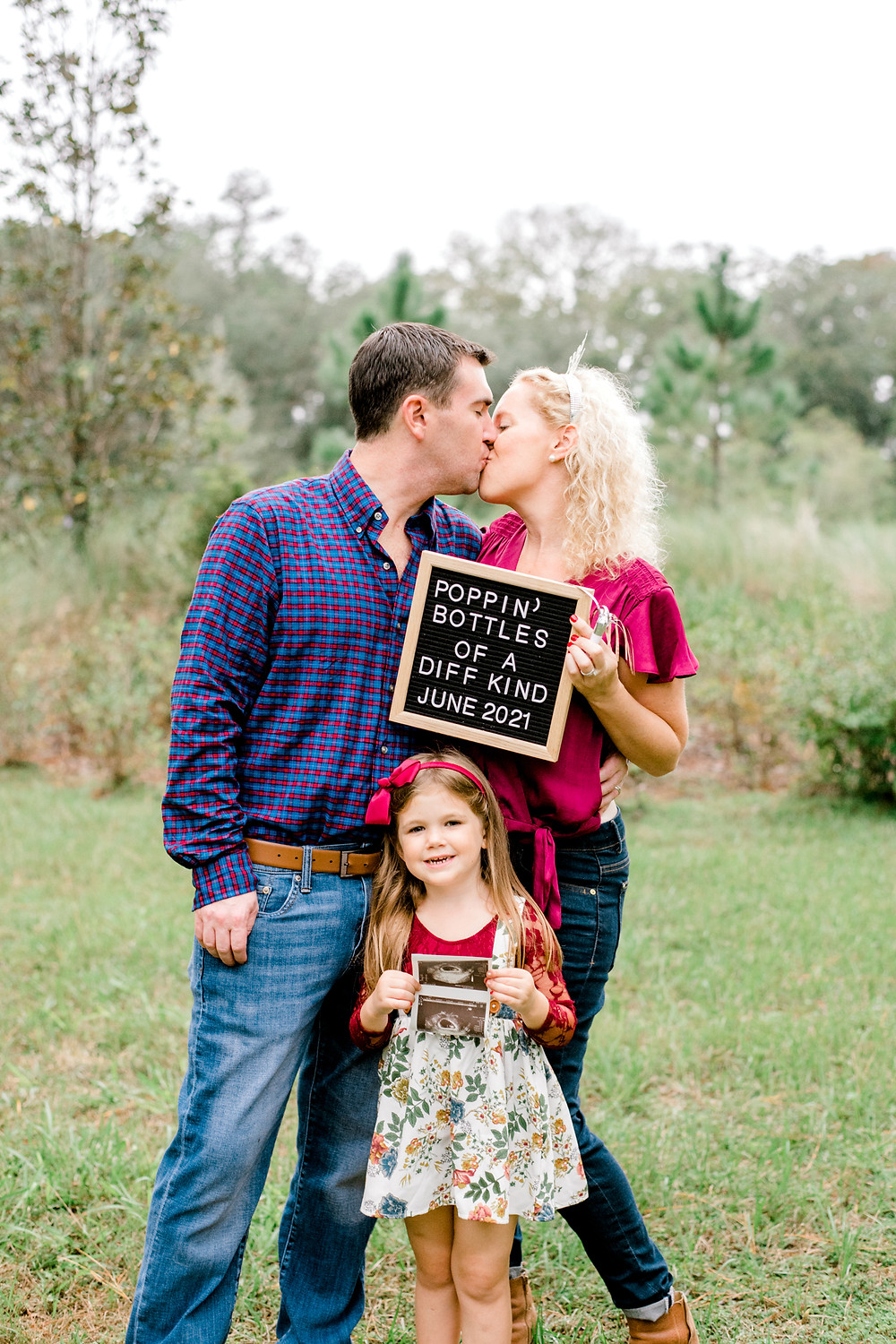 pregnancy announcement | family, maternity, and newborn photography | ponte vedra, jacksonville, jax, nocatee, st augustine, florida | colleen lindhurst photography