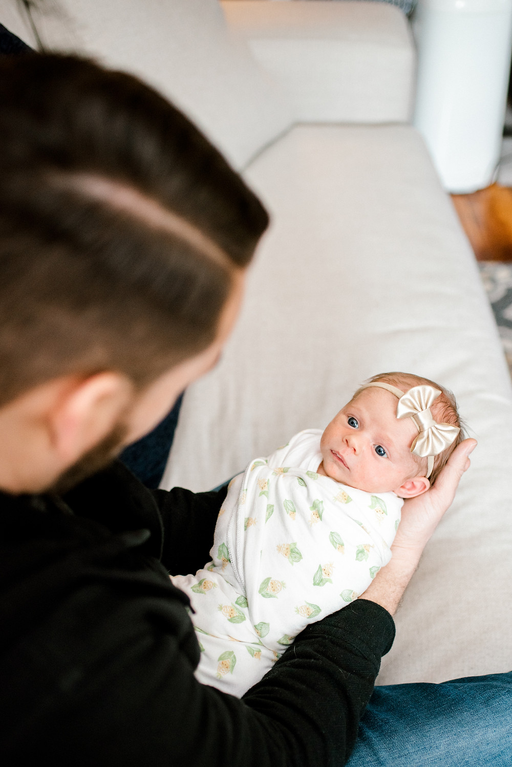 in-home newborn lifestyle photography   ponte vedra, jacksonville, jax, nocatee, st augustine, florida   colleen lindhurst photography