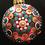 Thumbnail: Mandala Glass Ornament