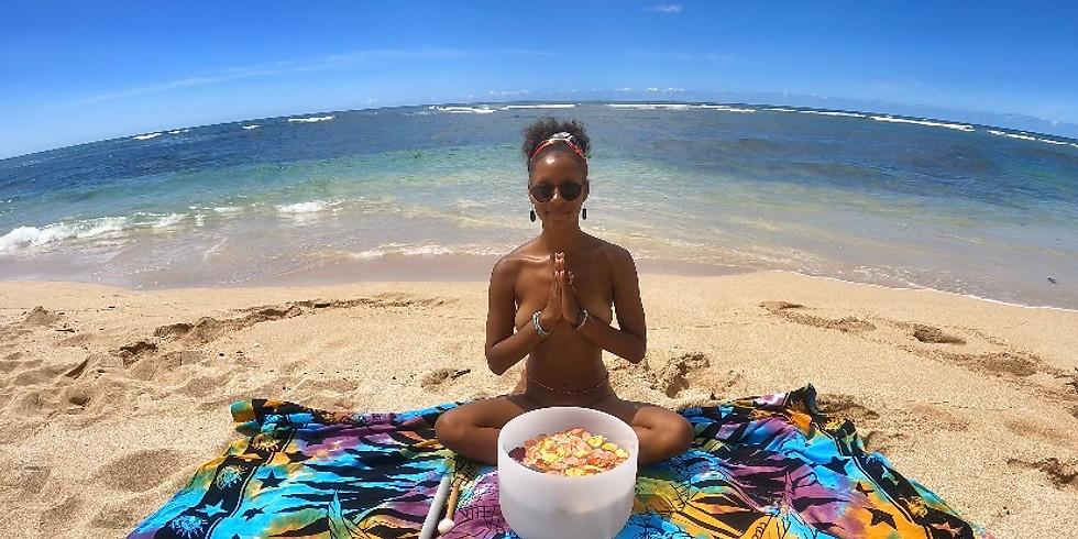 Body Love Yoga on the Beach