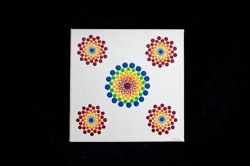 Mandala Burst