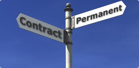 CONTRACT AND TEMPORARY EMPLOYMENT, GOOD OR BAD?   Process Design ...