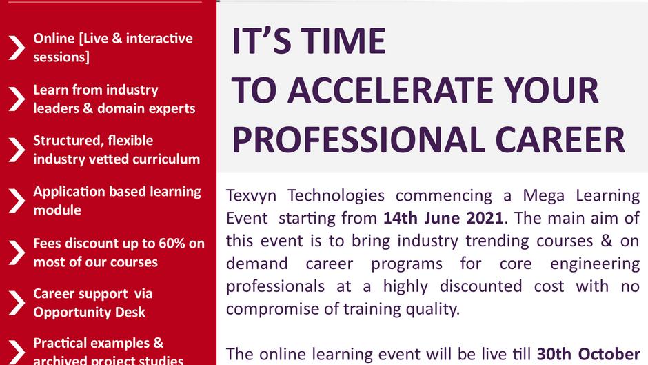 Mega Learning Event