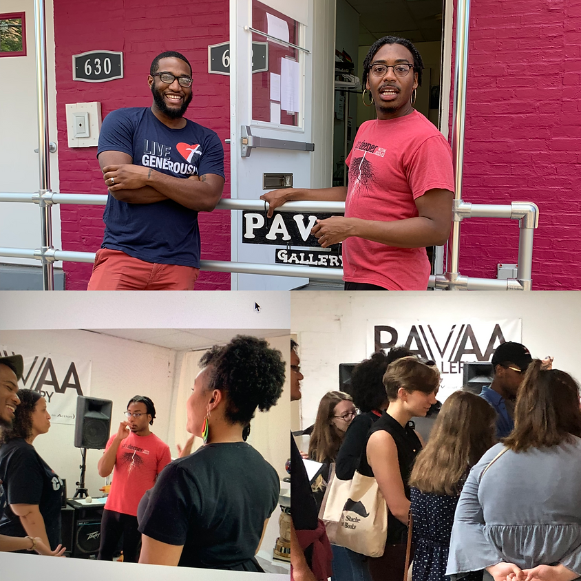 First Fridays at PAVAA Gallery