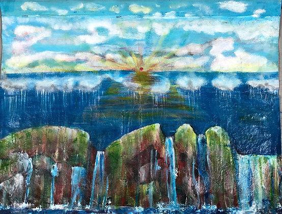 Original: Sky and Earth