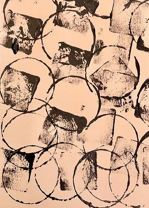 Print: Abstract #2B (Unframed)
