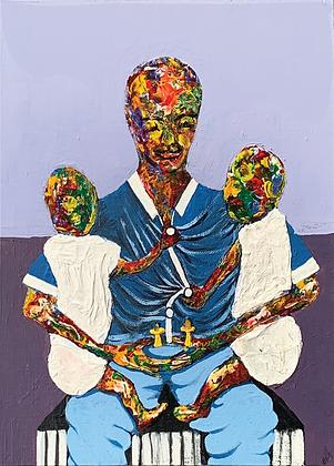 Print: Daa Daa (Unframed)