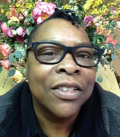 Photo of PAVAA artist Gerri McCritty