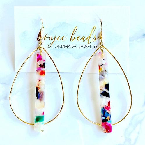 Maddie Hoop Earrings