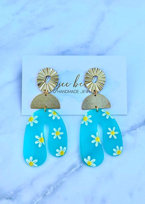 Daisy Spring Earrings